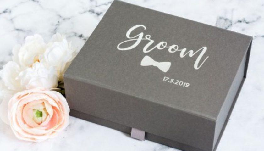 Groom Wedding Gift from Friend