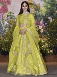 25 Stylish Lehenga Ideas which is Funky and Unique for Bridal Attire 2021