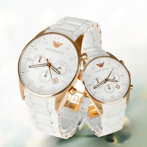 Armani Couple Watches