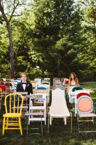 Funky Wedding Chairs