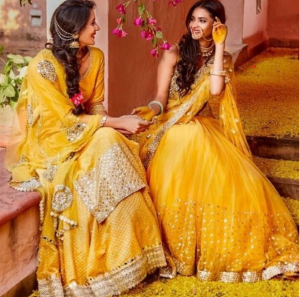 Order Same Dress for Sangeet