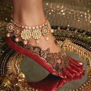 Payal for Bridal Reception