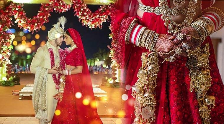 Priyanka Chopra Kaleera Designs