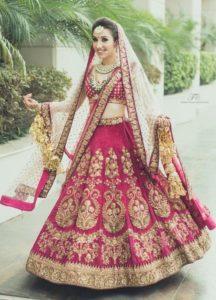 Rented Bridal Lehenga