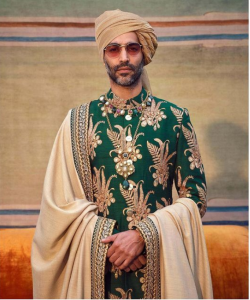 Sabyasachi Men's Collection of Jewelry