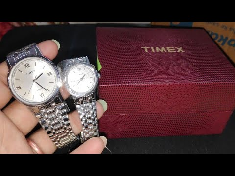 Timex Couple Watches