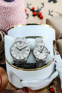 Tissot Couple Watches