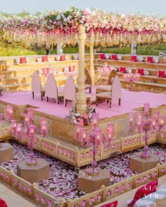 Imperial Marriage Seating