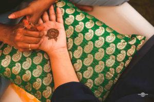 Intimate Ceremony Mehendi Function