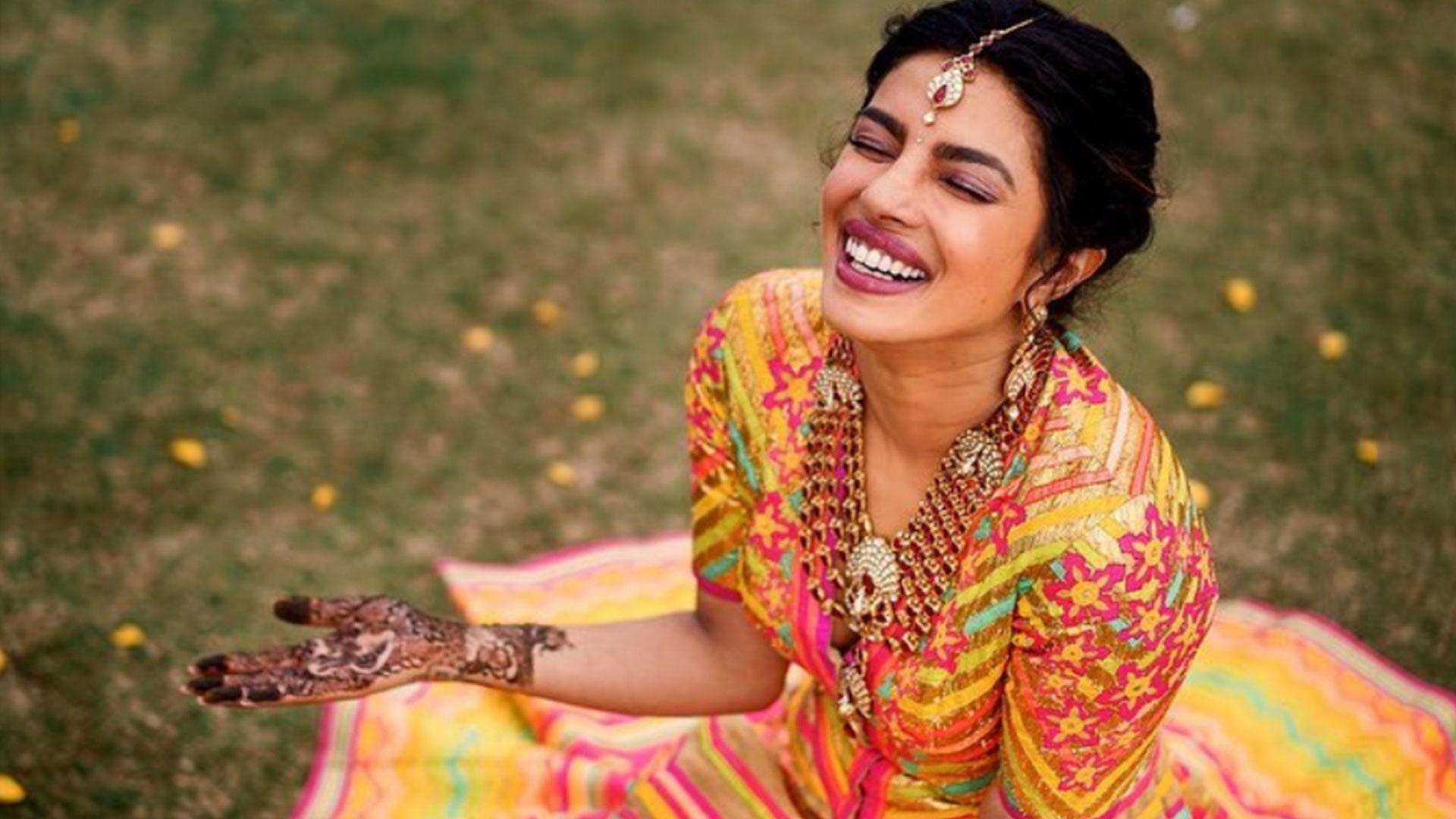 Makeup Ideas for Virtual Mehendi Day