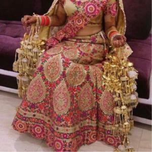 Wedding Bells Rented Bridal Lehenga