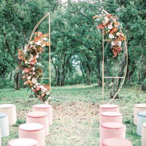 Unique Wedding Seating