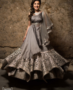 Indian cocktail party dress