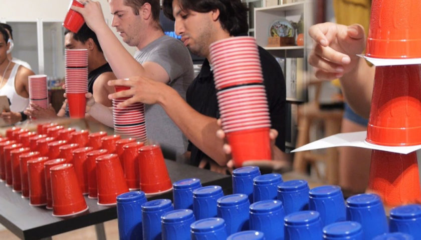 cup party games