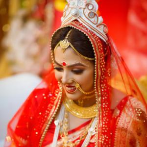 bridal nose ring design