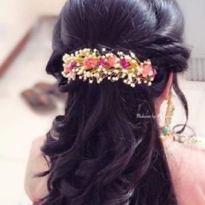 floral jewellery design