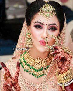 bridal nose ring designs
