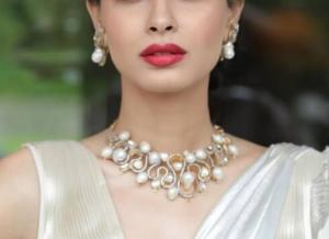 pearl wedding jewelry