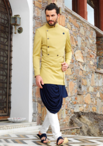 groom Engagement Outfit