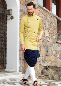 types of sherwani