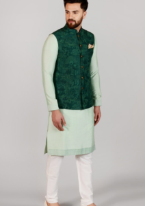 Groom Engagement outfit'