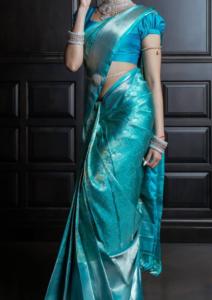 South Indian Saree Look