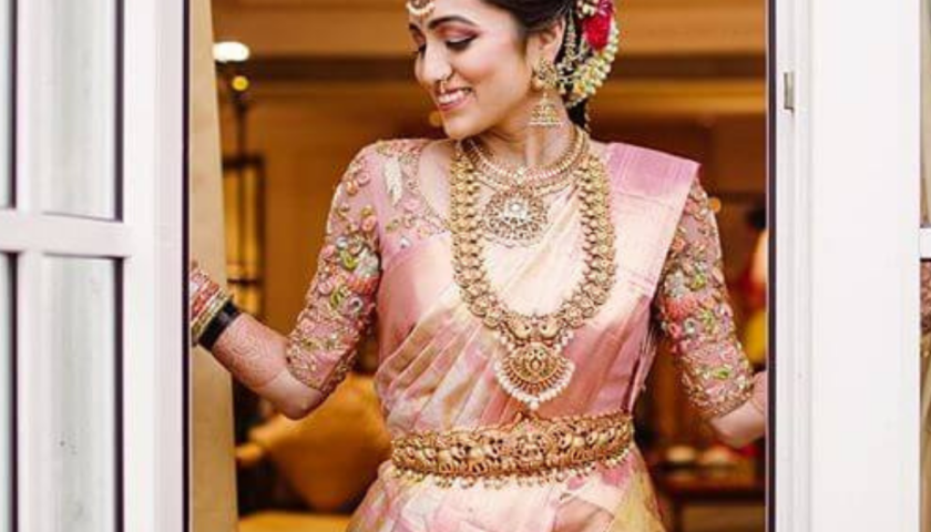Bridal Kamarbandh designs