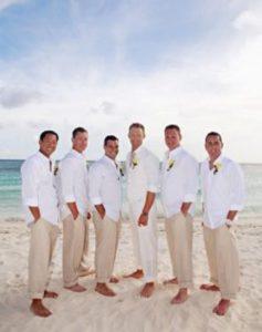 Beach Wedding Dress Code Themes