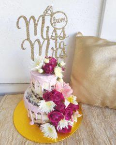 bachelorette party cake ideas