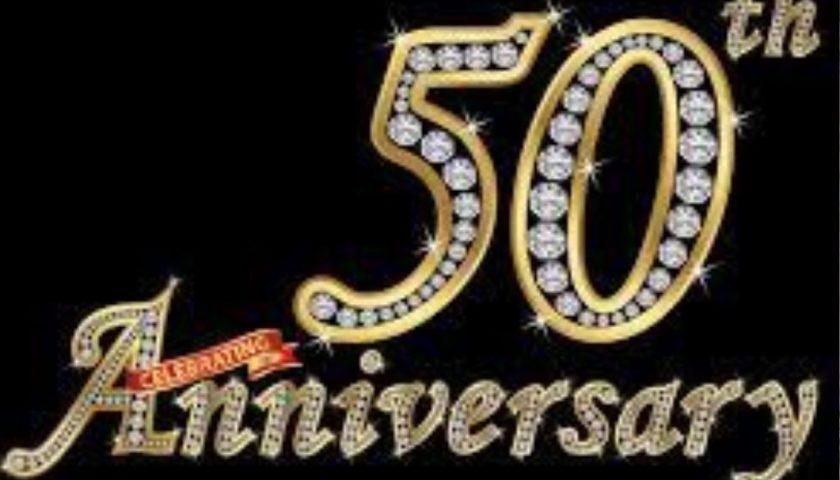 50th anniversary celebration ideas