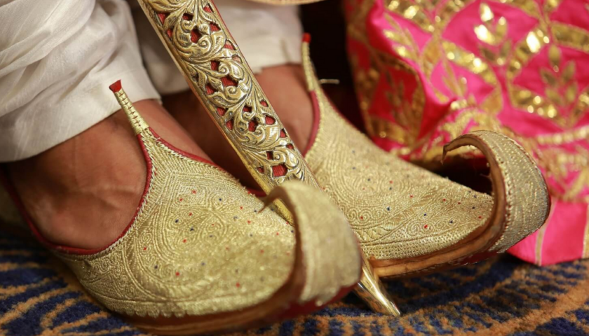 15 Groom's Shoes for Sherwani for a Perfect Wedding Glow-Up