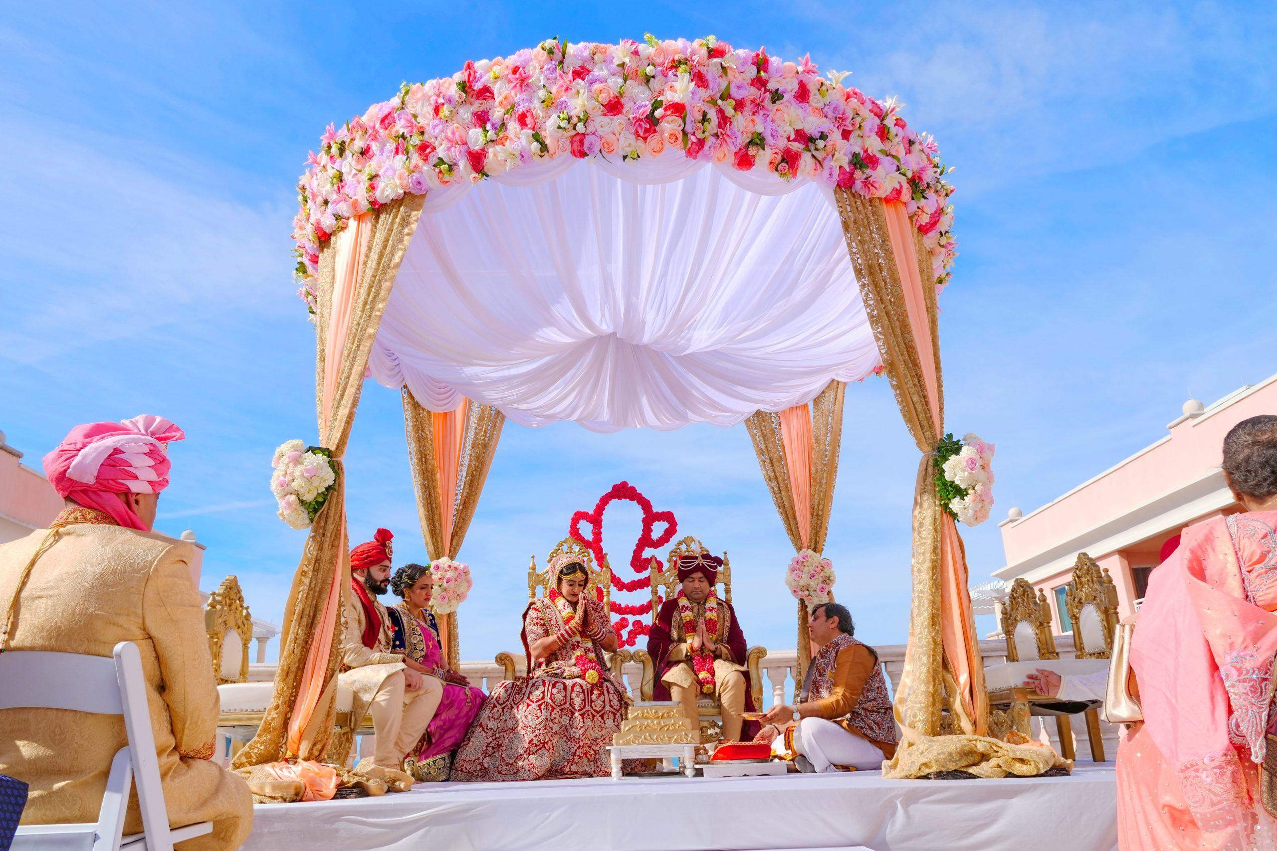 destination wedding planner cost