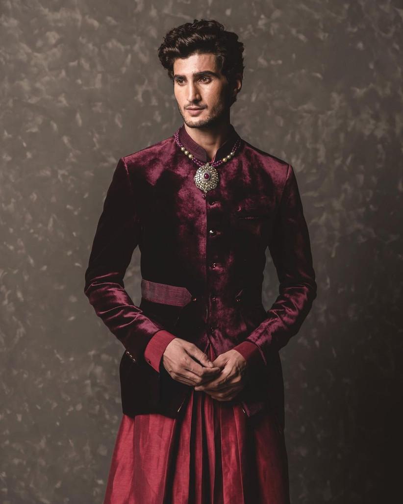 ethnic Jodhpuri Suits for Wedding