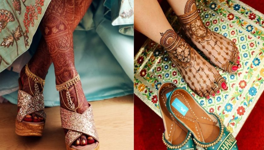 featured bridal shoes