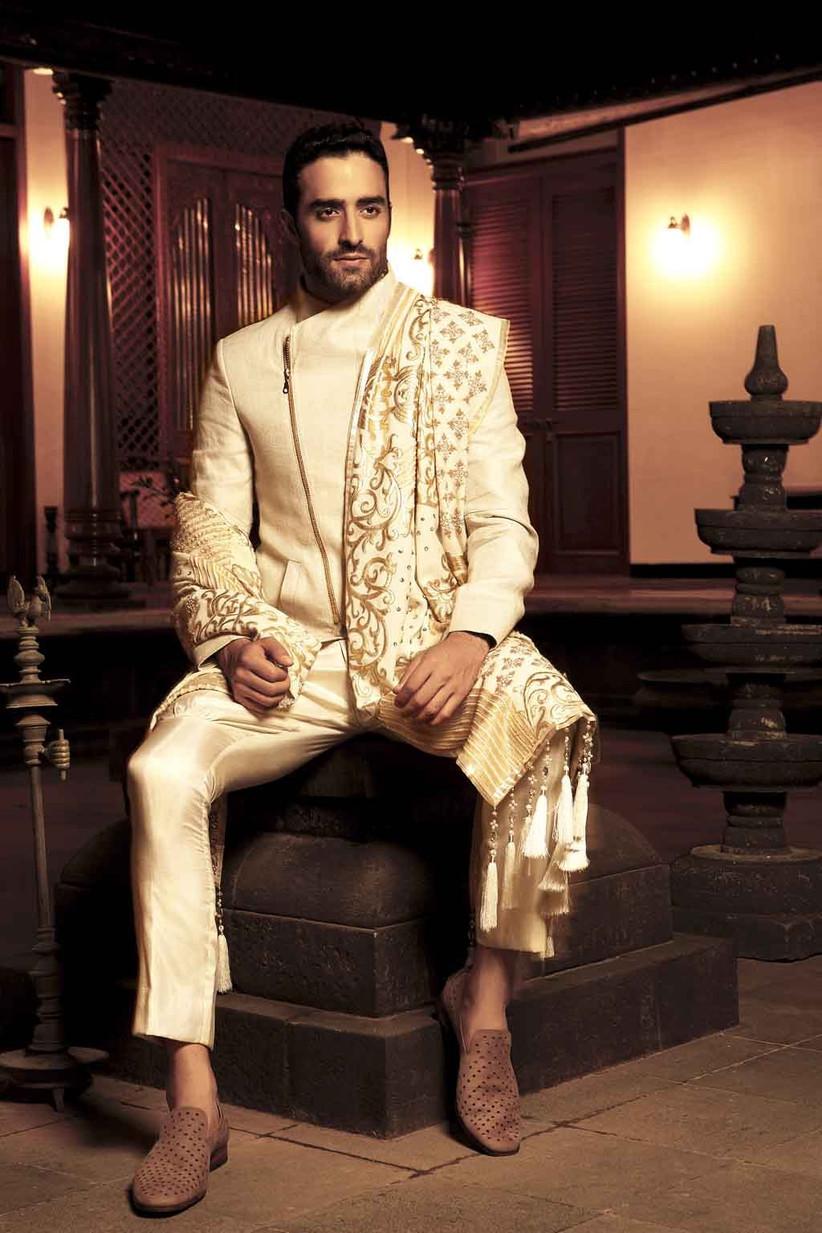 dupatta Jodhpuri Suits for Wedding