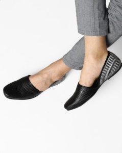 offbeat nagras for groom shoes for sherwani