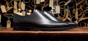 black leather oxfords for groom shoes for sherwani